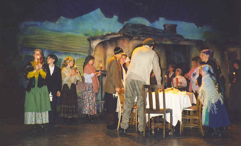 Furness Youth Theatre Fiddler on the Roof